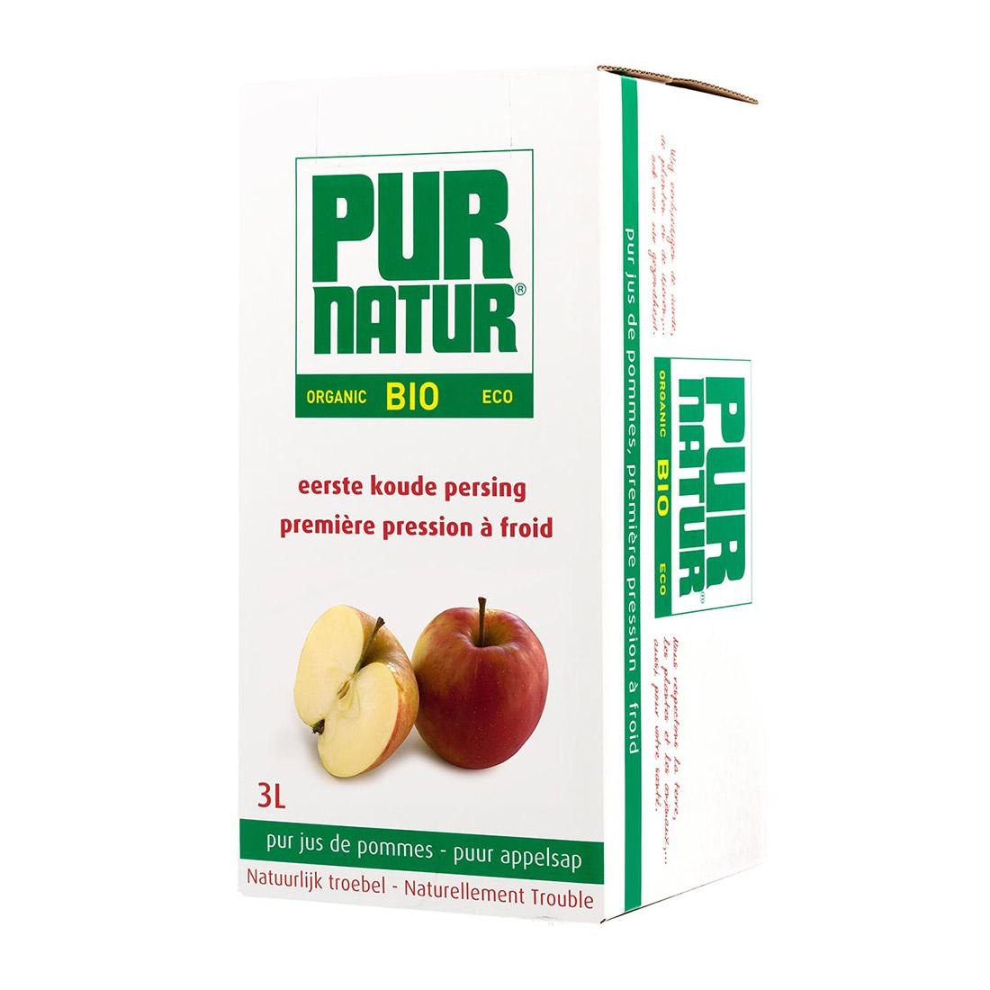 Pur Natur pur natur organic apple juice 100
